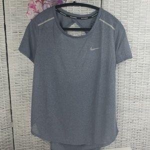 Tops - Nike Breathe Cutout running shirt
